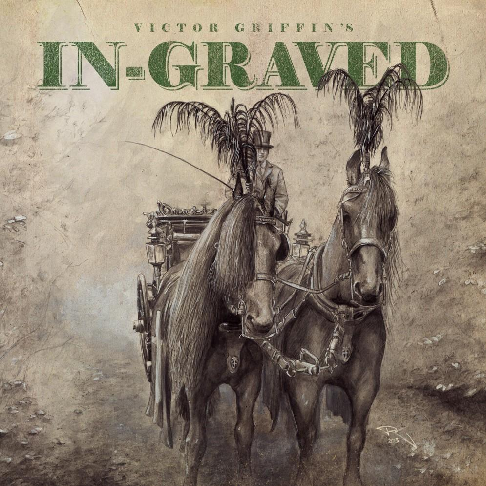 Victor Griffin's In-Graved CD